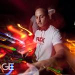 DJing at CDLC