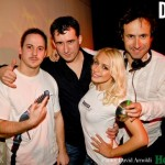 Me, Danny, Xavi, Natalia