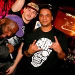Me, Suji & Donnie
